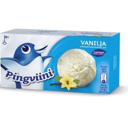 Vanilja jäätelö 1l