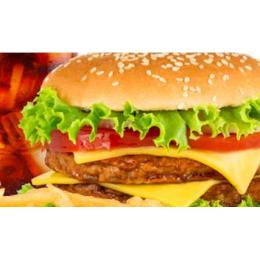 Tuplajuusto Burger