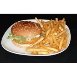 115. Chicken Burger