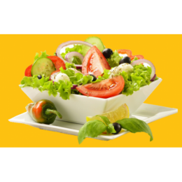 S7. Normaali salaatti