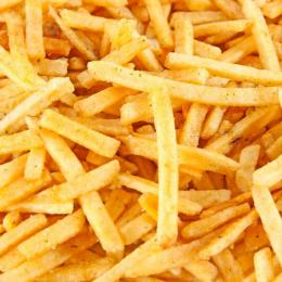 LA6. Pelkä Ranskalainen peruna