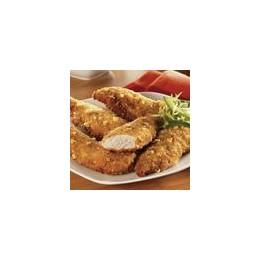 Crispy Chicken Ranskalaisilla