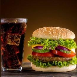 Kasvis Burger