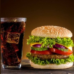 Kasvis Burger Ateria