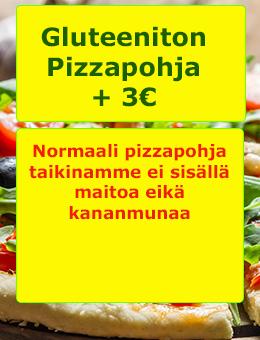 Juvan pizza