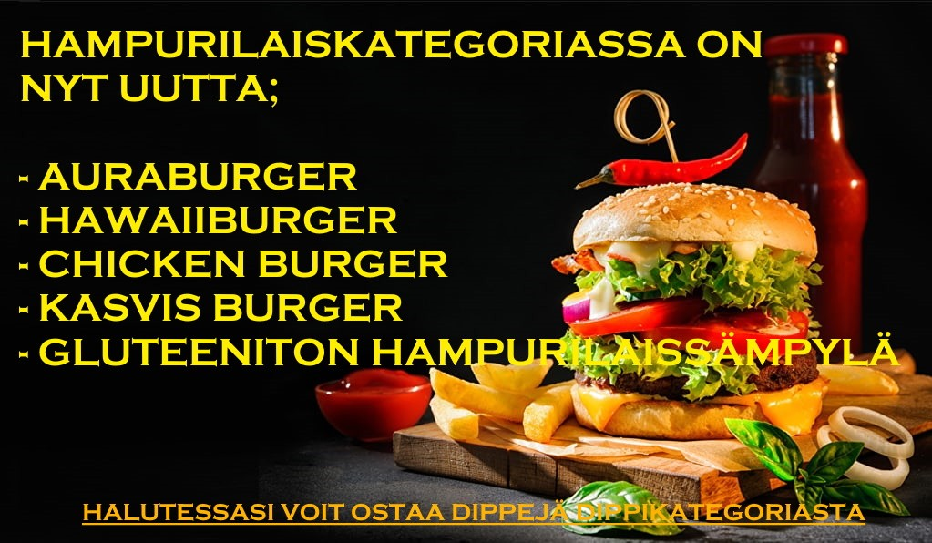 burgeri uusi